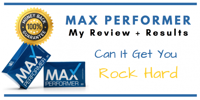 featured image of male enhancement pill max performer for consumer review article 2018